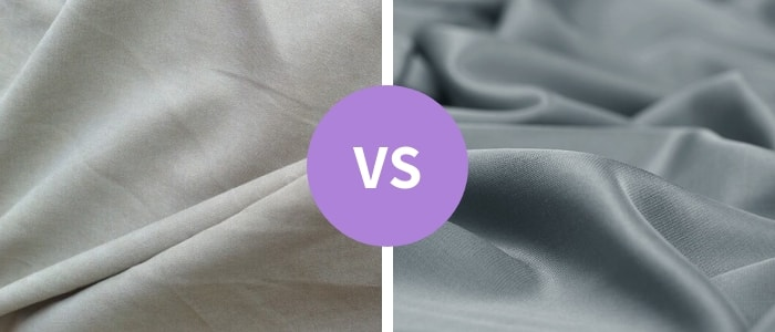 Microfiber Vs Cotton Sheets The Basics