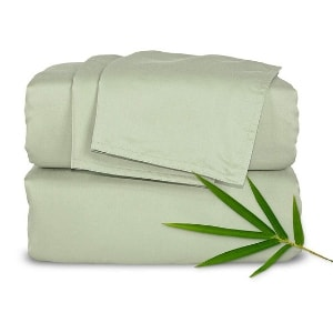 the third recommended bamboo sheet set
