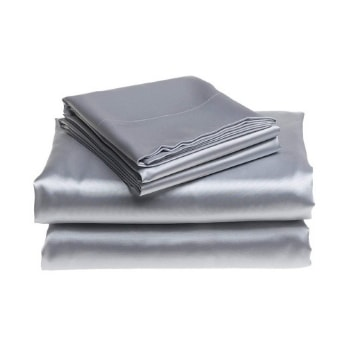Third pick in our top 3 best satin sheets