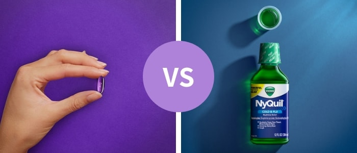 Pros and Cons of ZzzQuil and NyQuil