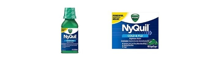 What Are the Differences Between ZzzQuil and NyQuil?