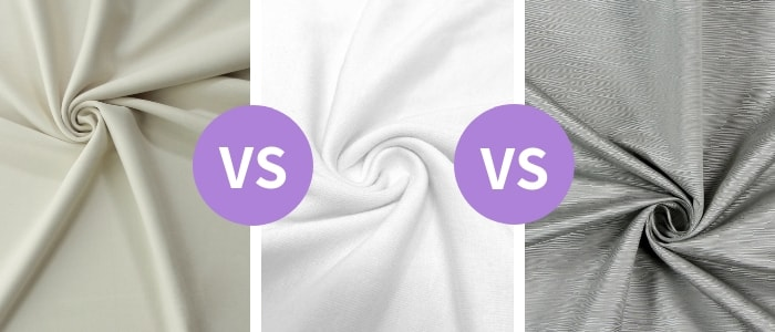 bamboo vs cotton vs microfiber sheets