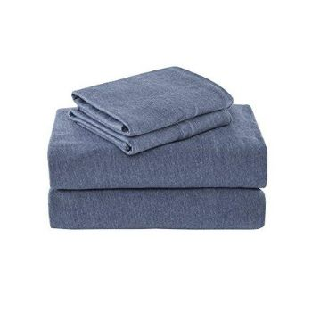 Comfort Spaces Ultra Soft Jersey Knit Sheet Set