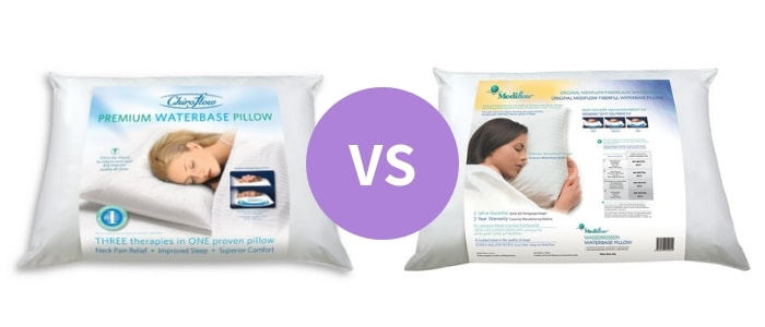 Pros and Cons of Chiroflow and Mediflow Pillow