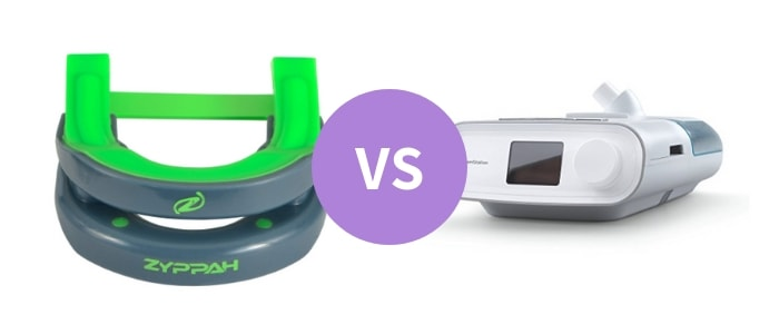 Pros and Cons of Zyppah and CPAP
