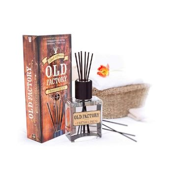 Old Factory Fresh Linen Reed Diffuser