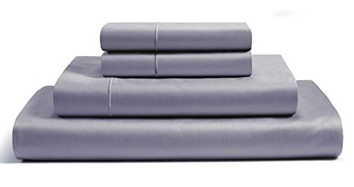 CHATEAU HOME COLLECTION 100% Egyptian Cotton Sateen Sheets