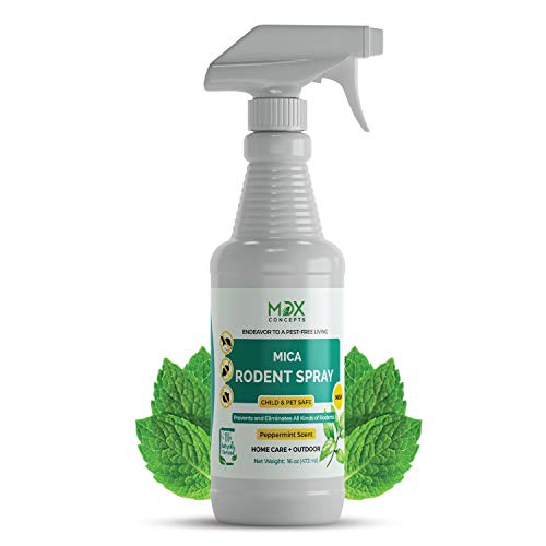 MDXConcepts Mice Repellent Spray