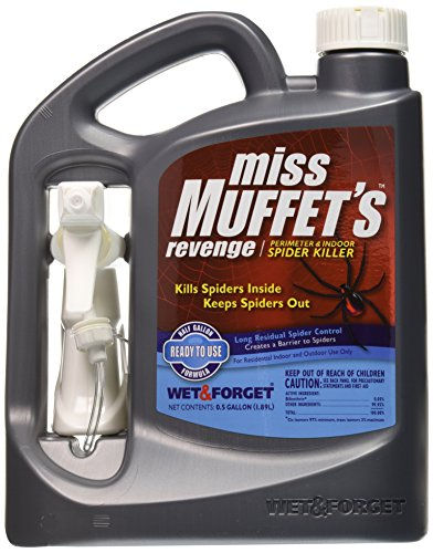 Miss Muffets Revenge Spider Killer