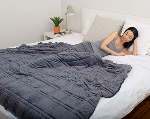 Pine River Chilled Bamboo Weighted Blanket
