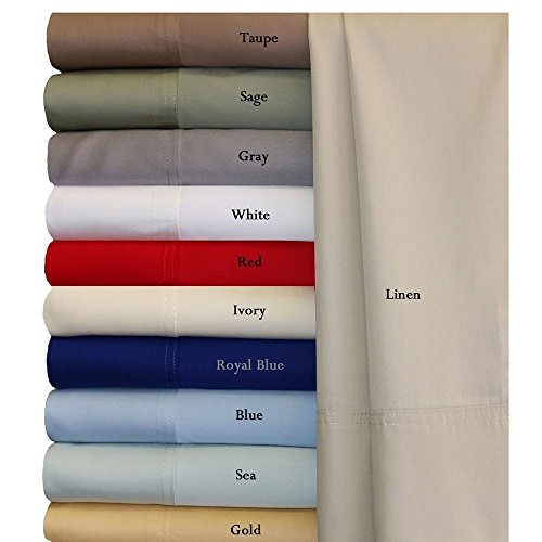 Royal Hotel King Bamboo Viscose Sheet Set