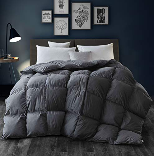 Luxurious Siberian Goose Down Comforter