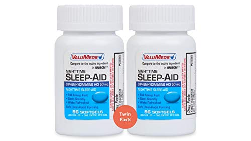 ValuMeds Nighttime Sleep Aid